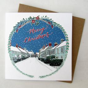 Somerton North Street Christmas Card