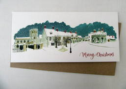 Somerton Market Place Christmas Card