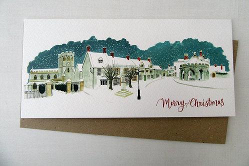 Somerton Christmas Card