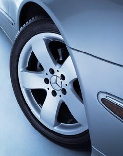 Mercedes-Wheel