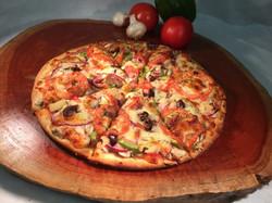 Stockmans Veggie Patch Pizza