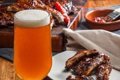 Pork Ribs and Beer Yandina