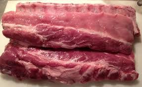 Pork Rib Rack