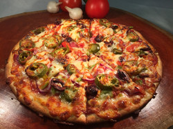 Stockmans Mexican Pizza