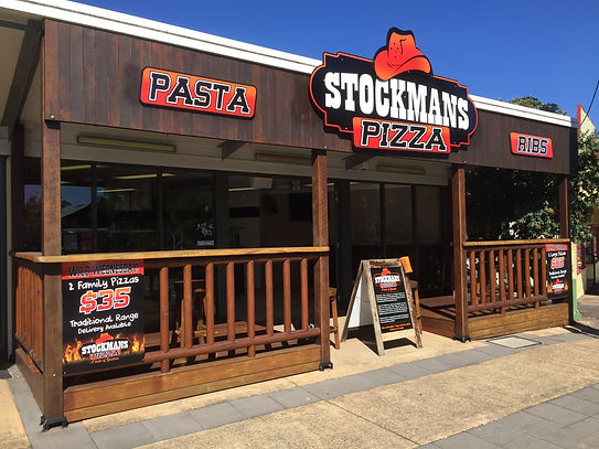Pizza Sunshine Coast Yandina