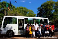 Caribuni bus rental service