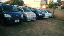 Caribuni car rental, Zambia