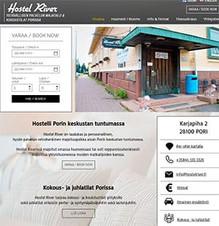 Hostel river