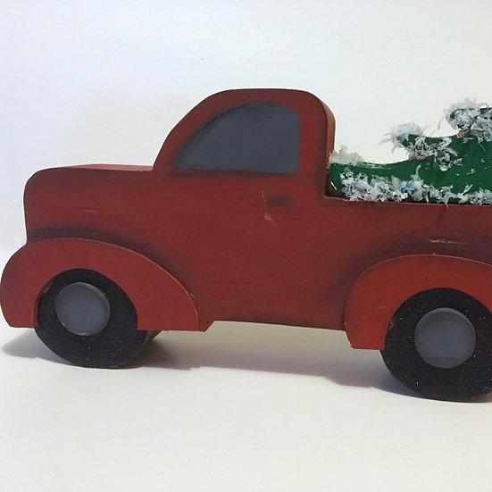 Vintage Delivery Truck