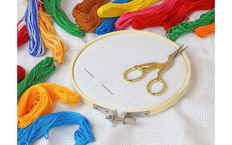 """Embroidery Hoop 8"""""""