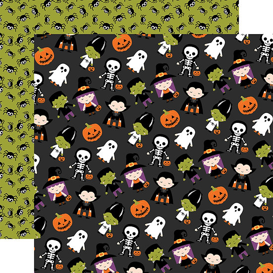 Trick or Treat - I Love Halloween Collection