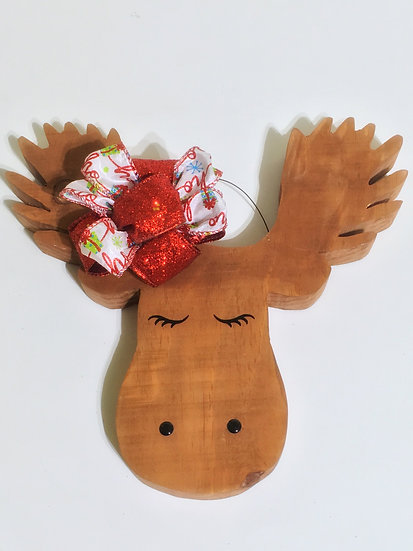 Moose Door Hanger