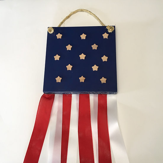 Flag Door Hanger