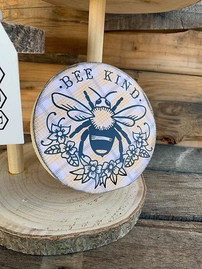 Bee Kind Mini Door Hanger