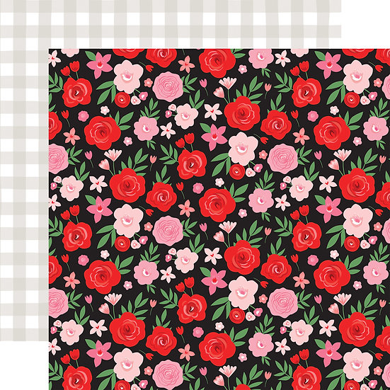 Valentine Floral - Cupid & Co. Collection
