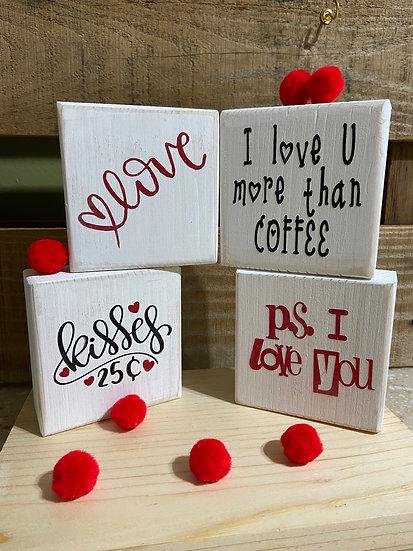 Valentines Mini Kits