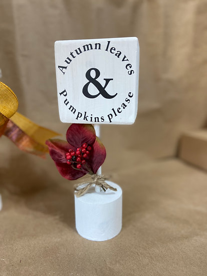 Autumn Leaves Mini Kit