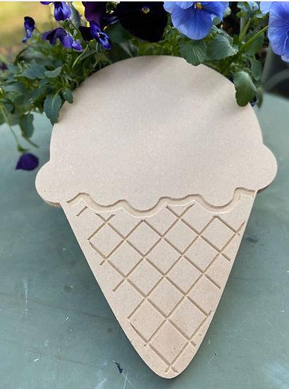 Ice Cream Door Hanger