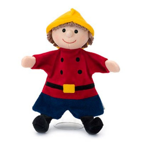 "Кукла ""Пожарник"""
