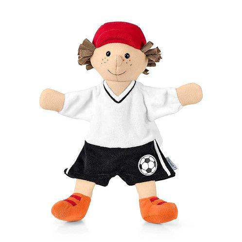 """Кукла """"Футболист"""""""