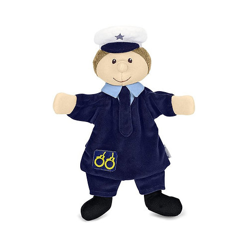 """Кукла """"Полицейский"""""""