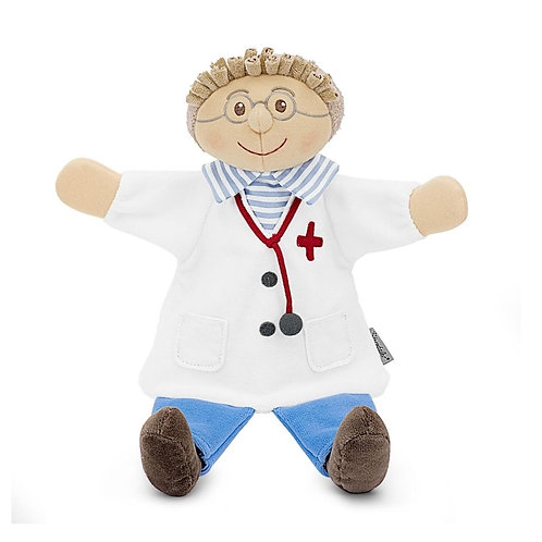 """Кукла """"Доктор"""""""