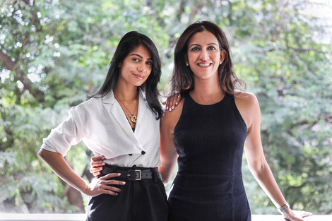 Reyna + Gauri, Twain Communications