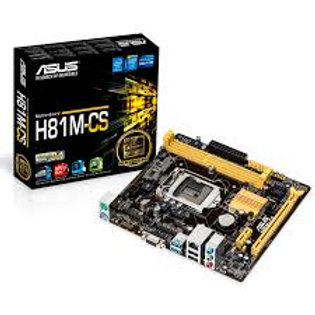 MOTHER BOARD ASUS 81M MCS