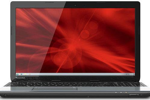 Toshiba Laptop i7 4th Gen 4GB 500GB HDD
