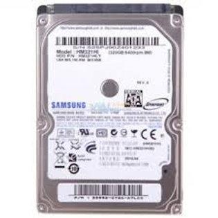 samsung laptop hard disk 250gb