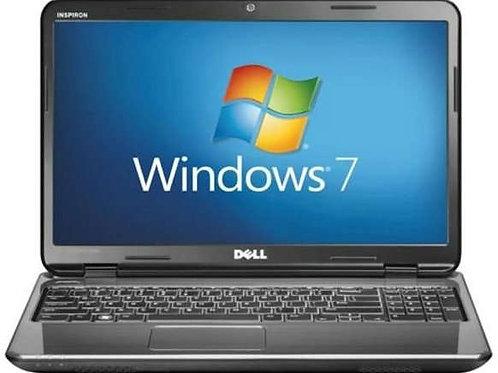 laptop dell processor i7 3rd gen 4gb ram