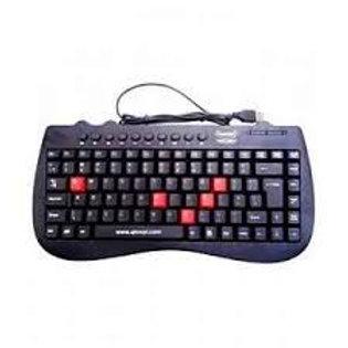 QUANTUM Qhm 7403 USB Keyboard (Black)