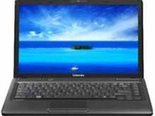 Toshiba Laptop i5 2nd Gen 4GB 500GB HDD