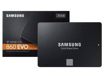 250 GB SAMSUNG 860 EVO