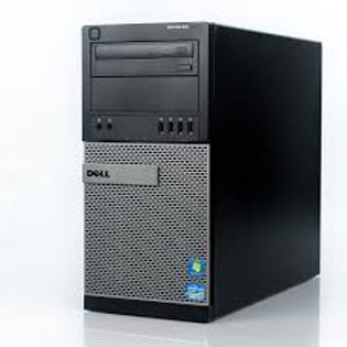 Dell CPU i5 2nd Gen 4GB Ram 500GB HDD