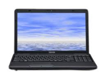 Toshiba Laptop i3 2nd Gen 4GB  500GB HDD