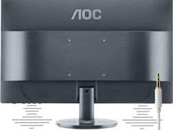 AOC 19.5 LED Widescreen Monitor
