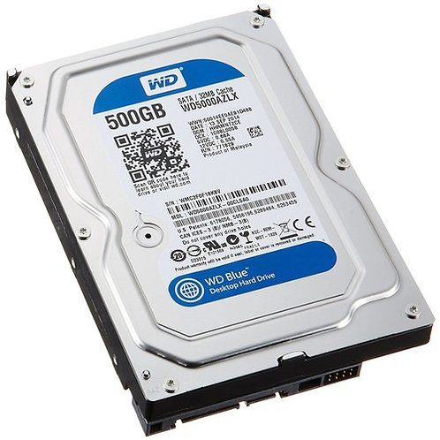 hard disk wd 500gb  internal