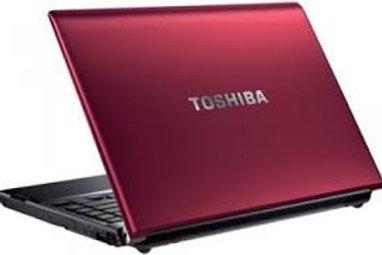 Toshiba Laptop i7 3rd Gen 4GB 500GB HDD