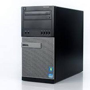 Dell CPU i7 2nd Gen 4GB Ram 500GB HDD