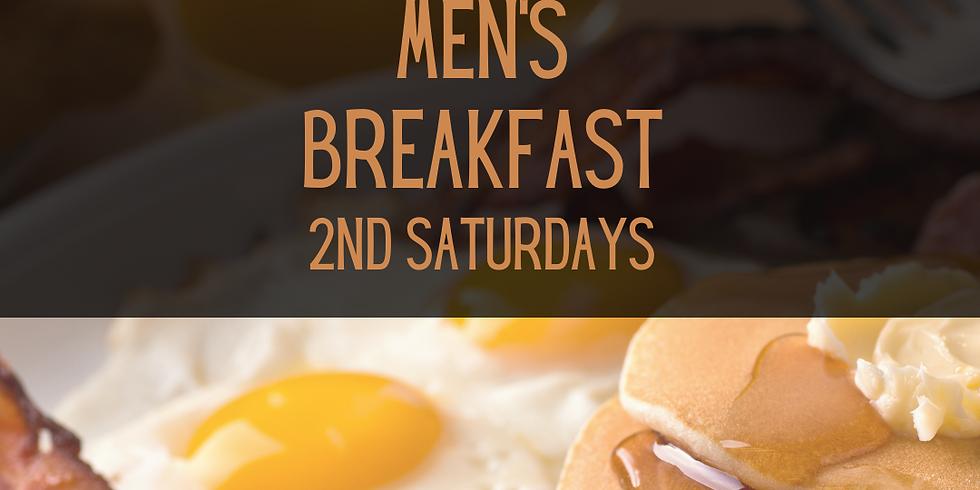Men's Breakfast (2nd Saturdays) (1)