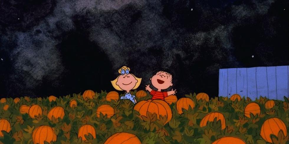 "Movie Night ""It's the Great Pumpkin, Charlie Brown"""