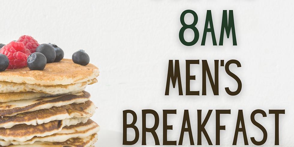 Men's Breakfast (2nd Saturdays)
