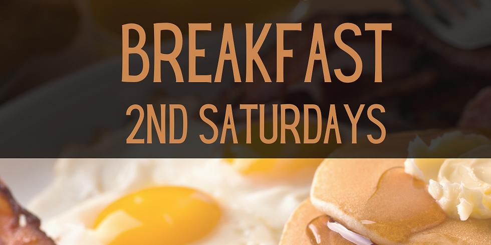 Men's Monthly Breakfast