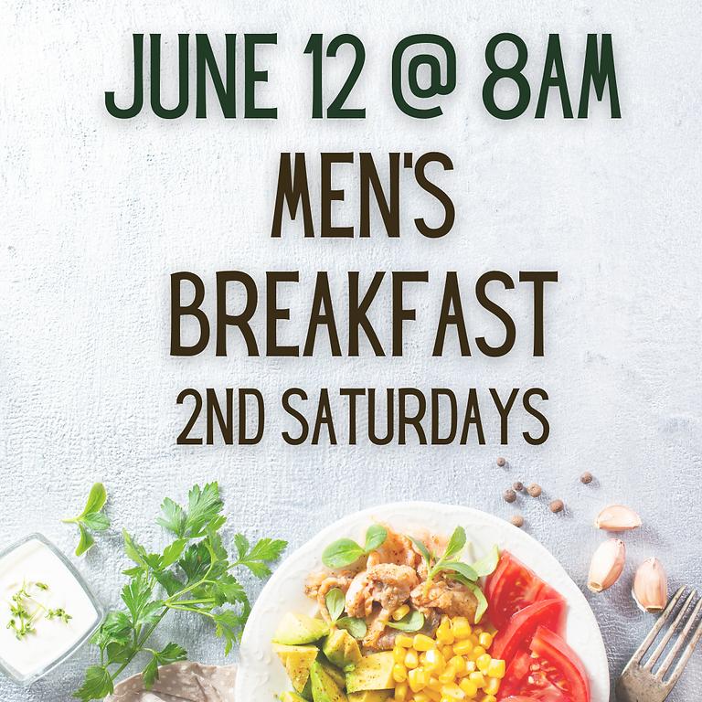 Men's Breakfast (2nd Sat)