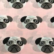 19 Pink Pugs