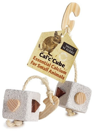 Small 'N' Furry Cal 'c' Cube
