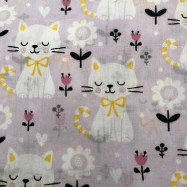 3 Lilac Kitties