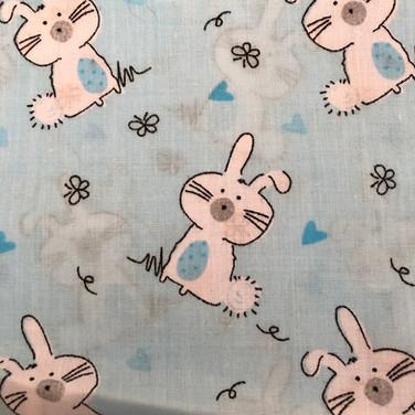 15 Cute Blue Bunnies