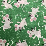 37 Green Mice
